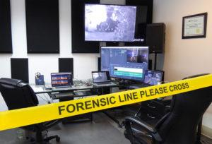 """Forensic Line Please Cross, sometimes attorneys resist careful analysis because it seems """"the evidence is the evidence"""""""